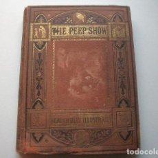Alte Bücher - Libro para niños del XIX con 300 grabados The Peep-Show, Amusement and Instruction for the Young - 108043935