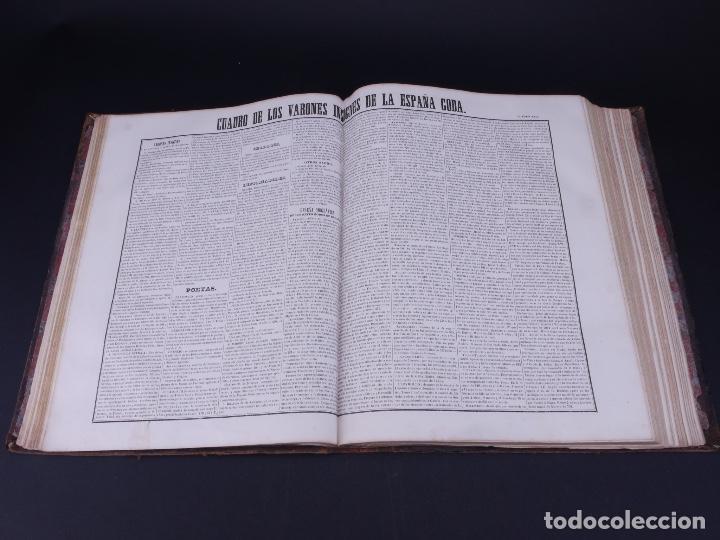 Libros antiguos: ATLAS GEOGRAFICO, HISTORICO Y ESTADISTICO. ESPAÑA Y SUS POSESIONES DE ULTRAMAR, 1848 - Foto 8 - 108081031