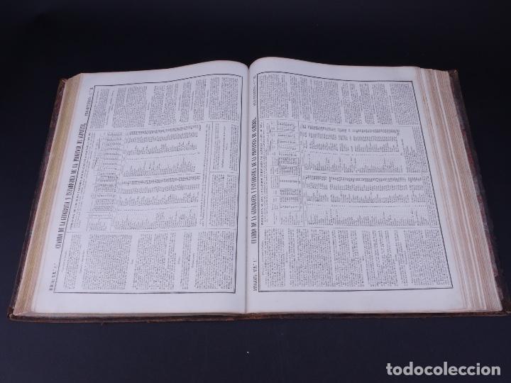 Libros antiguos: ATLAS GEOGRAFICO, HISTORICO Y ESTADISTICO. ESPAÑA Y SUS POSESIONES DE ULTRAMAR, 1848 - Foto 10 - 108081031