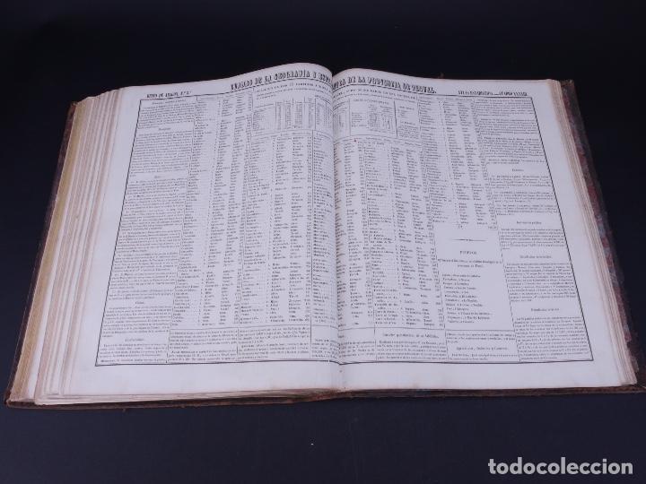 Libros antiguos: ATLAS GEOGRAFICO, HISTORICO Y ESTADISTICO. ESPAÑA Y SUS POSESIONES DE ULTRAMAR, 1848 - Foto 11 - 108081031