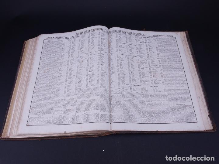 Libros antiguos: ATLAS GEOGRAFICO, HISTORICO Y ESTADISTICO. ESPAÑA Y SUS POSESIONES DE ULTRAMAR, 1848 - Foto 12 - 108081031