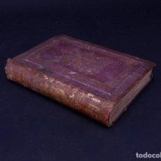 Libros antiguos: COMPENDIO DE HISTORIA NATURAL. TOMO III, MINERALOGIA. BARCELONA 1870. Lote 108083871