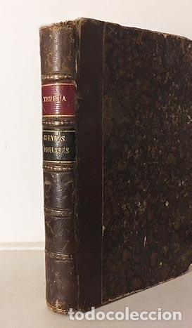 ANTONIO DE TRUEBA : CUENTOS POPULARES. (M., 1875) (Libros antiguos (hasta 1936), raros y curiosos - Literatura - Narrativa - Otros)