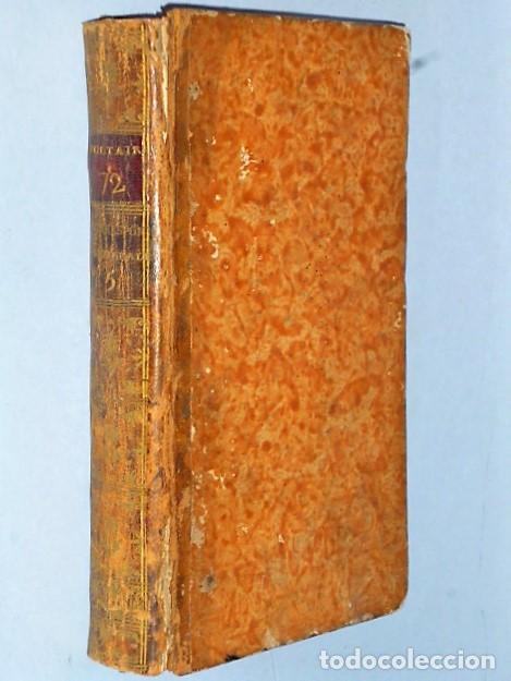 RECUEIL DES LETTRES DE M. DE VOLTAIRE 1754- 1757 (Libros Antiguos, Raros y Curiosos - Literatura - Otros)