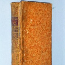Libros antiguos: RECUEIL DES LETTRES DE M. DE VOLTAIRE 1754- 1757. Lote 108289315