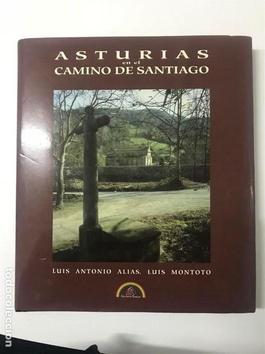 ASTURIAS EN EL CAMINO DE SANTIAGO. LUIS ANTONLIO ALIAS, LUIS MONTOTO. (Libros Antiguos, Raros y Curiosos - Historia - Otros)
