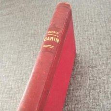 Libros antiguos: 1894: GARÍN Y LOS AMANTES DE TERUEL, LEYENDA HISTÓRICA POPULAR (F. LUIS OBIOLS) - RARO. Lote 108437727
