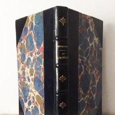 Libros antiguos: STENDHAL : DE L´AMOUR. (DEL AMOR, 1937. HOLANDESA PUNTAS ORNAMENTADA. Lote 108718083