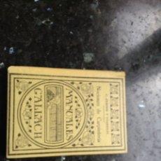 Libros antiguos: NOCIONES DE CARPINTERÍA MANUALES GALLACH. Lote 108899619
