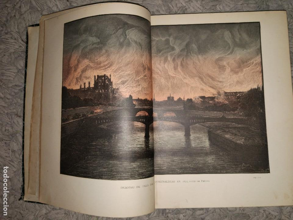 Libros antiguos: Las Grandes Catástrofes y Cataclismos del s. XIX. Juan de la Rosa Guzmán. 2 Tomos en 1 Vol. 19XX? - Foto 3 - 109042115
