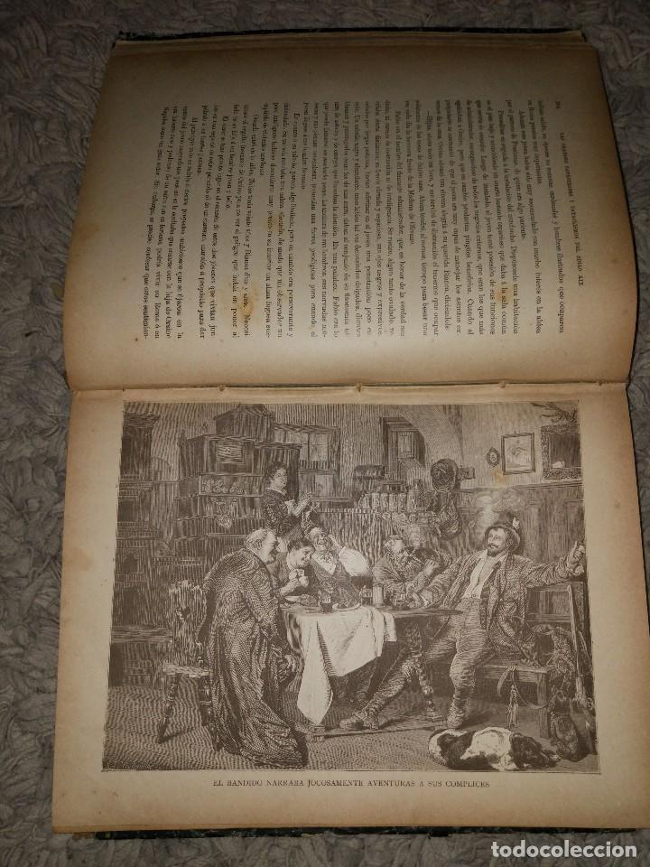 Libros antiguos: Las Grandes Catástrofes y Cataclismos del s. XIX. Juan de la Rosa Guzmán. 2 Tomos en 1 Vol. 19XX? - Foto 4 - 109042115