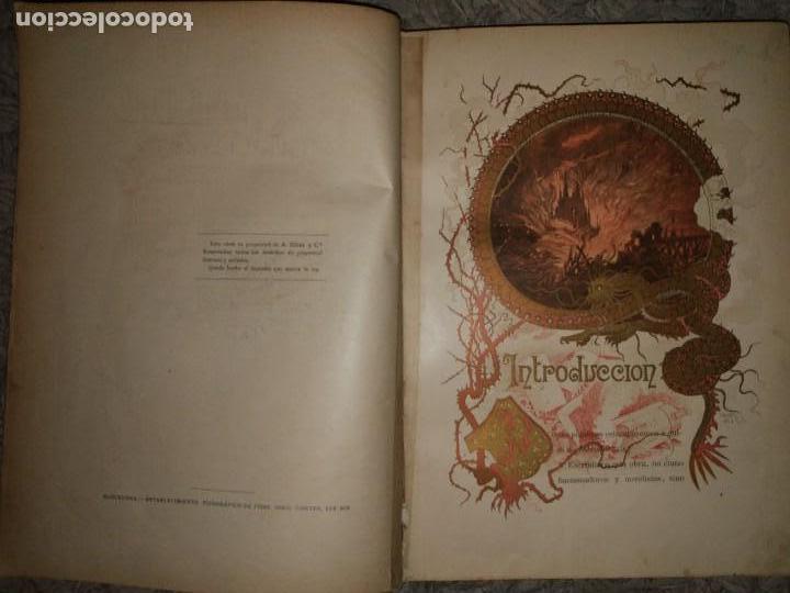 Libros antiguos: Las Grandes Catástrofes y Cataclismos del s. XIX. Juan de la Rosa Guzmán. 2 Tomos en 1 Vol. 19XX? - Foto 5 - 109042115