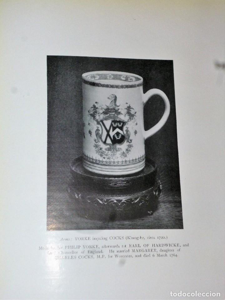 Libros antiguos: ARMORIAL PORCELAIN OF THE EIGHTEeNTH CENTURY (1925) - Foto 7 - 109055747