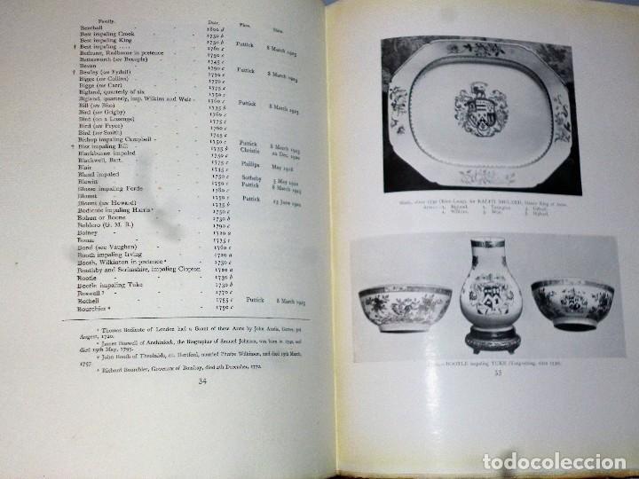 Libros antiguos: ARMORIAL PORCELAIN OF THE EIGHTEeNTH CENTURY (1925) - Foto 8 - 109055747