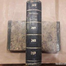 Libros antiguos: NOVELAS DE EL DILUVIO . Lote 109096771