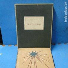 Libros antiguos: EL PESSEBRE.-- AMADES, JOAN. Lote 109144335