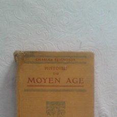 Libros antiguos: MOYEN AGE EN FRANCES. Lote 101323455