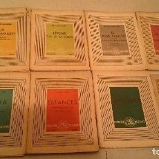 Libros antiguos: LOTE BIBLIOTECA ROSA DEL VENTS CATALAN (MIRAR FOTOS) 55 NÚMEROS ENTRE EL 1 Y EL 72. Lote 109231047