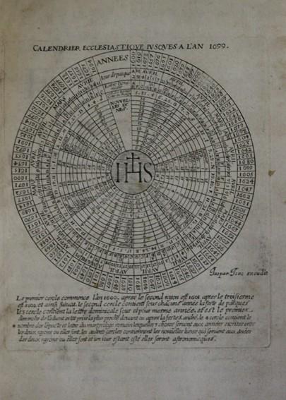 Libros antiguos: MERA, Pablo de. TRATADO DEL COMPUTO GENERAL DE LOS TIEMPOS, conforme a la nueva reformacion, necessa - Foto 4 - 109024131