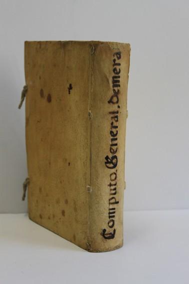 Libros antiguos: MERA, Pablo de. TRATADO DEL COMPUTO GENERAL DE LOS TIEMPOS, conforme a la nueva reformacion, necessa - Foto 2 - 109024131