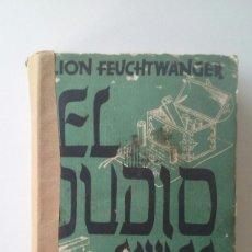 Libros antiguos: EL JUDÍO SÜSS - LION FEUCHTWANGER - (ED. CENIT 1932, MADRID). Lote 109281259