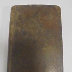 Libros antiguos: COPLAS DE SEGUIDILLAS BOLERAS. CON Y SIN ESTRIBILLO. 272 PAG. 7 X 14CM. ENCUADERNACION ESPAÑOLA. VER. Lote 109335907