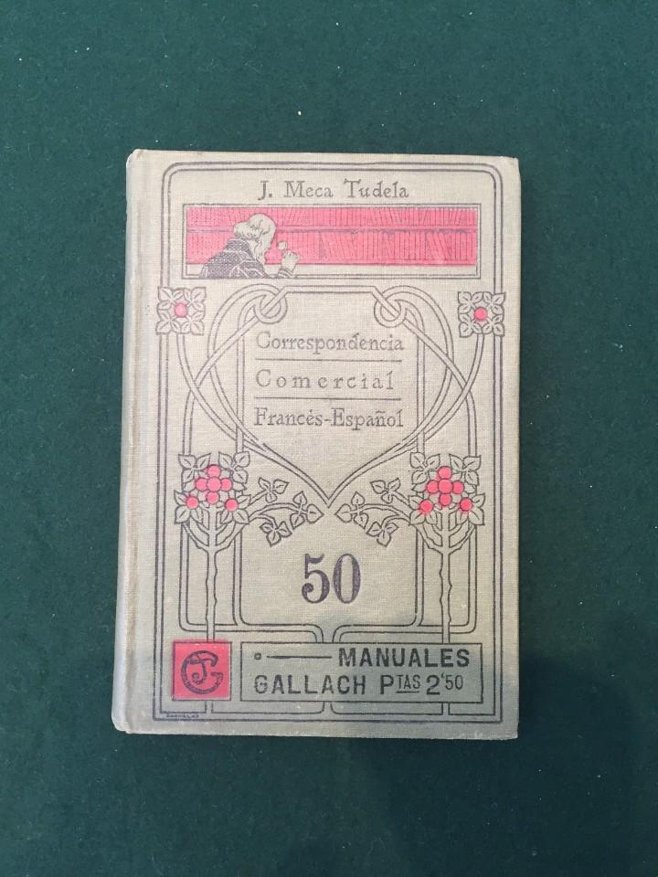 Libros antiguos: LOTE DE 3 LIBROS DE MANUALES GALLACH - Foto 3 - 109353551