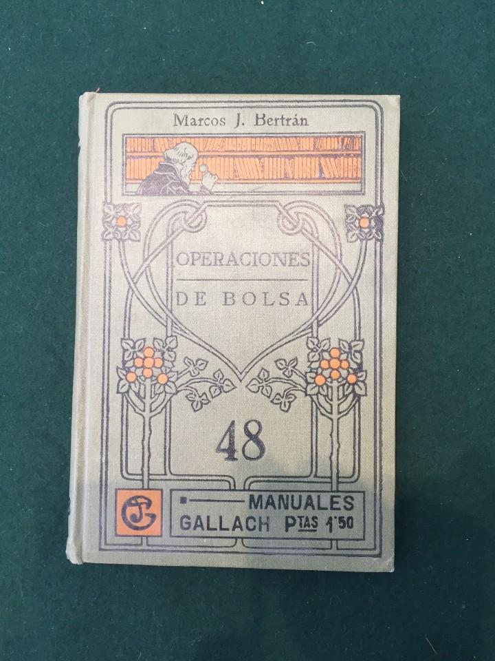 Libros antiguos: LOTE DE 3 LIBROS DE MANUALES GALLACH - Foto 4 - 109353551