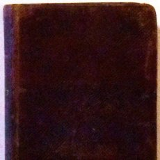 Libros antiguos: LIBRO ANTIGUO, HISTOIRE MANON LESCAUT, EN FRANCÉS. Lote 109468843