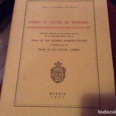 Libros antiguos: ASEDIO A LUCES DE BOHEMIA 1. Lote 109488775