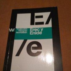 Libros antiguos: EREC Y ENIDE. Lote 109507611