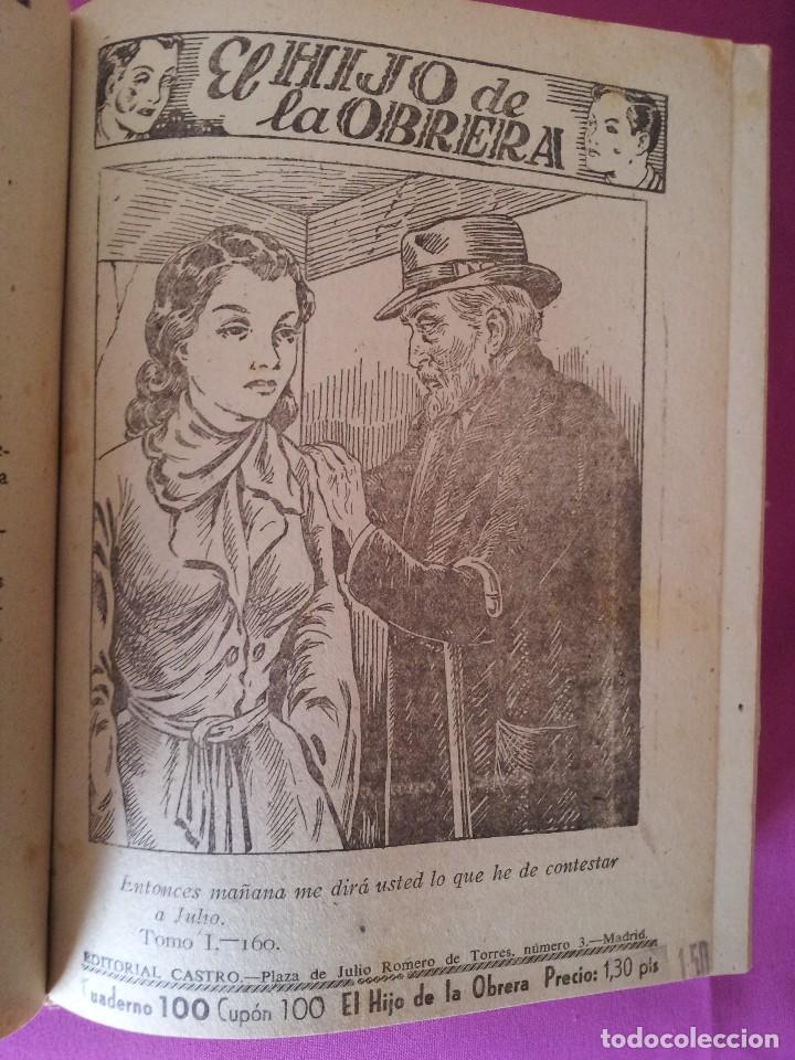 Libros antiguos: LUIS DEL VAL - EL HIJO DE LA OBRERA CON ILUSTRACIONES DE ALFONSO VALCARCEL - EDITORIAL CASTRO 1930 - Foto 5 - 109510215
