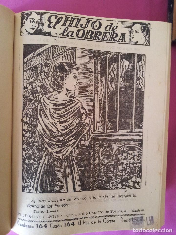 Libros antiguos: LUIS DEL VAL - EL HIJO DE LA OBRERA CON ILUSTRACIONES DE ALFONSO VALCARCEL - EDITORIAL CASTRO 1930 - Foto 6 - 109510215