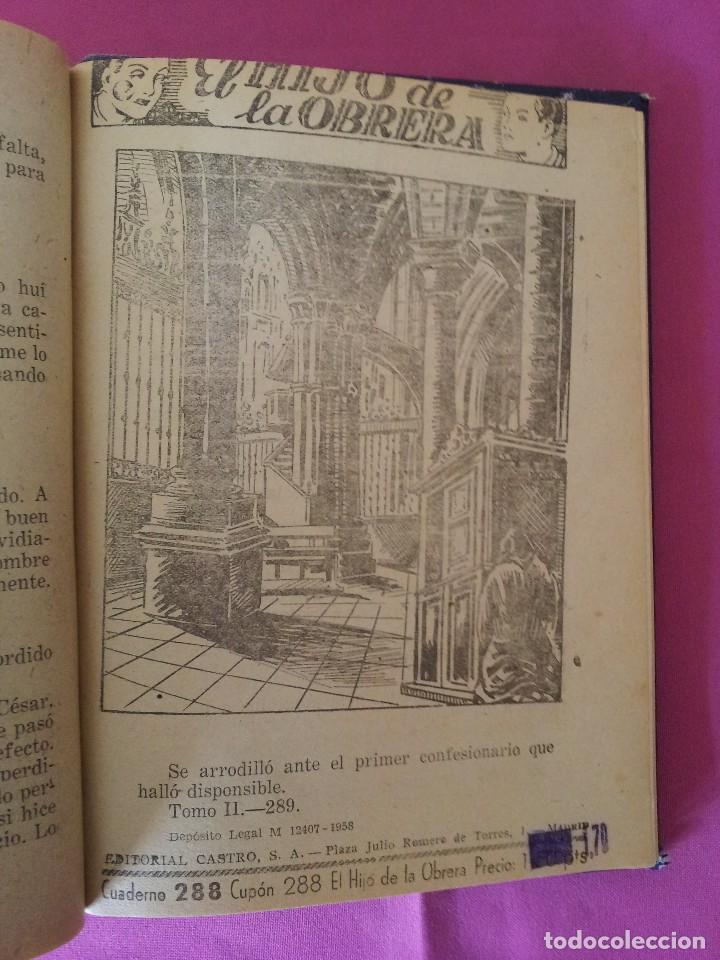 Libros antiguos: LUIS DEL VAL - EL HIJO DE LA OBRERA CON ILUSTRACIONES DE ALFONSO VALCARCEL - EDITORIAL CASTRO 1930 - Foto 7 - 109510215