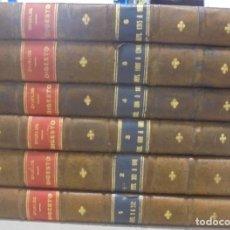 Libros antiguos: DIGESTO. DOCTRINA Y JURISPRUDENCIA. RICARDO OYUELOS. 6 TOMOS. CUERPO DEL DERECHO ESPAÑOL. MADRID. Lote 109527323