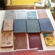 Libros antiguos: LOTE LIBROS. Lote 109538119