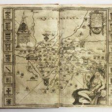 Libros antiguos: NOBLEZA DEL ANDALUZIA. - ARGOTE DE MOLINA, GONZALO. SEVILLA, 1588. GRABADOS XILOGRÁFICOS Y MAPA...... Lote 109024424