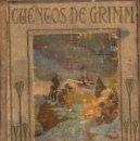 Libros antiguos: ARALUCE : CUENTOS DE GRIMM (1937). Lote 119923611