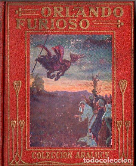 ARALUCE : ORLANDO FURIOSO (1914) (Libros Antiguos, Raros y Curiosos - Literatura Infantil y Juvenil - Otros)