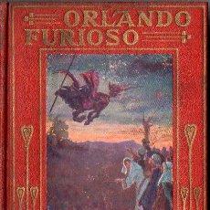 Libros antiguos: ARALUCE : ORLANDO FURIOSO (1914). Lote 109866995