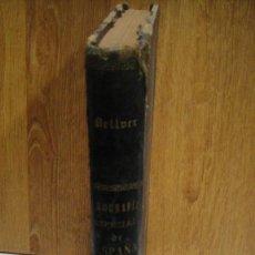 Libros antiguos: GEOGRAFIA ESPECIAL DE ESPAÑA - ANGEL BELLVER - EDITORIAL Y PRENSA AÑO 1920. Lote 109882975