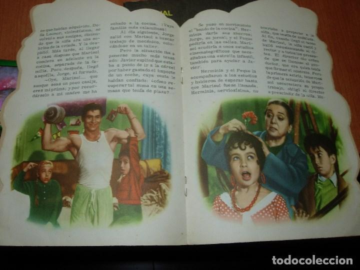 Libros antiguos: MARISOL HA LLEGADO UN ANGEL ( ver fotos ) - Foto 4 - 109920815