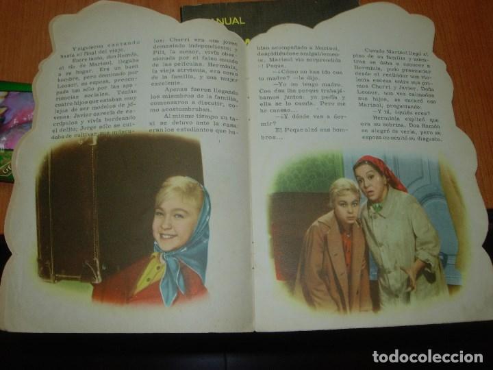 Libros antiguos: MARISOL HA LLEGADO UN ANGEL ( ver fotos ) - Foto 5 - 109920815