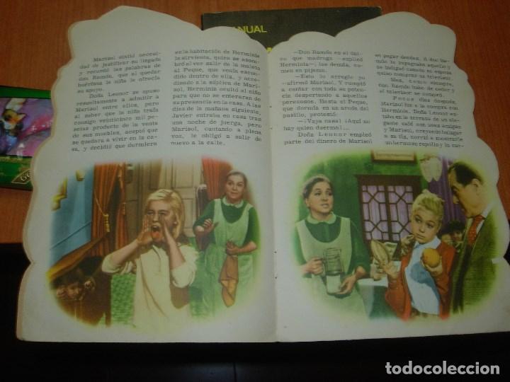 Libros antiguos: MARISOL HA LLEGADO UN ANGEL ( ver fotos ) - Foto 6 - 109920815