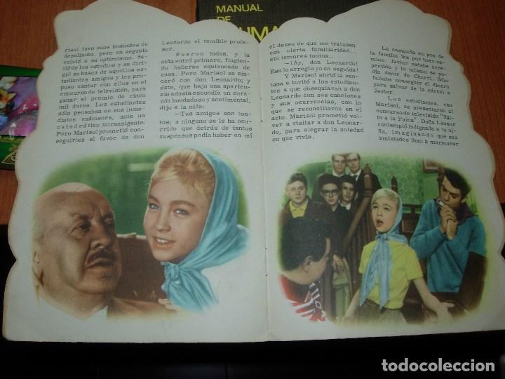 Libros antiguos: MARISOL HA LLEGADO UN ANGEL ( ver fotos ) - Foto 7 - 109920815