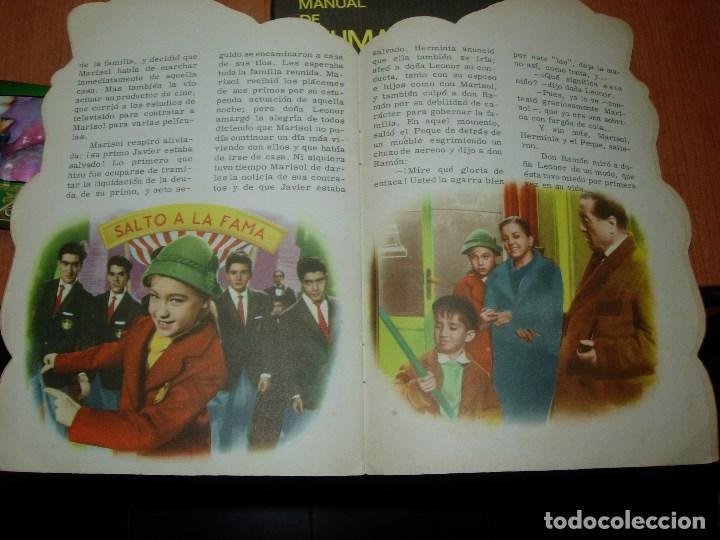 Libros antiguos: MARISOL HA LLEGADO UN ANGEL ( ver fotos ) - Foto 8 - 109920815