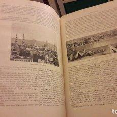 Libros antiguos: LA CIVILIZACION DE LOS ARABES. G. LE BON. 1886. BONITAS LAMINAS . Lote 109999431