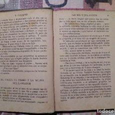 Libros antiguos: LAS MIL Y UNA NOCHES. A. GALLAND. EDICIÓN PARA NIÑOS. BARCELONA, RAMÓN SOPENA, EDITOR.. Lote 110055767