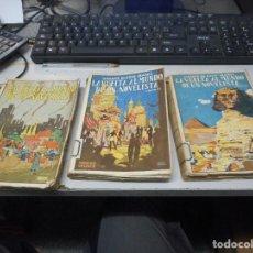 Libros antiguos: BONITA COLECCION LA VUELTA AL MUNDO DE UN NOVELISTA VICENTE BLASCO IBAÑEZ 1924. Lote 110056011