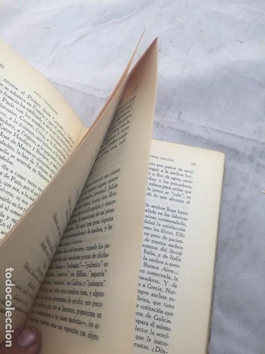 Libros antiguos: Guia Buen comer Español 1929 Dionisio Perez Patronato Turismo República Española Intonso - Foto 11 - 110083551